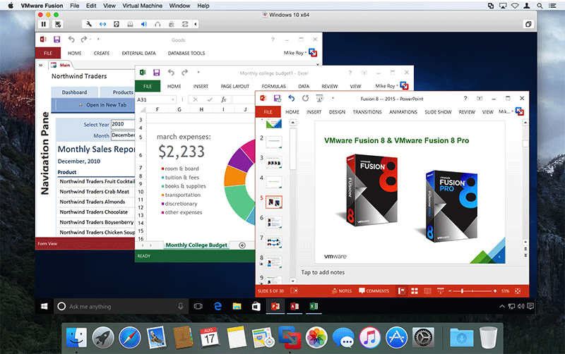 VMware Fusion 8 Mac screenshot 004