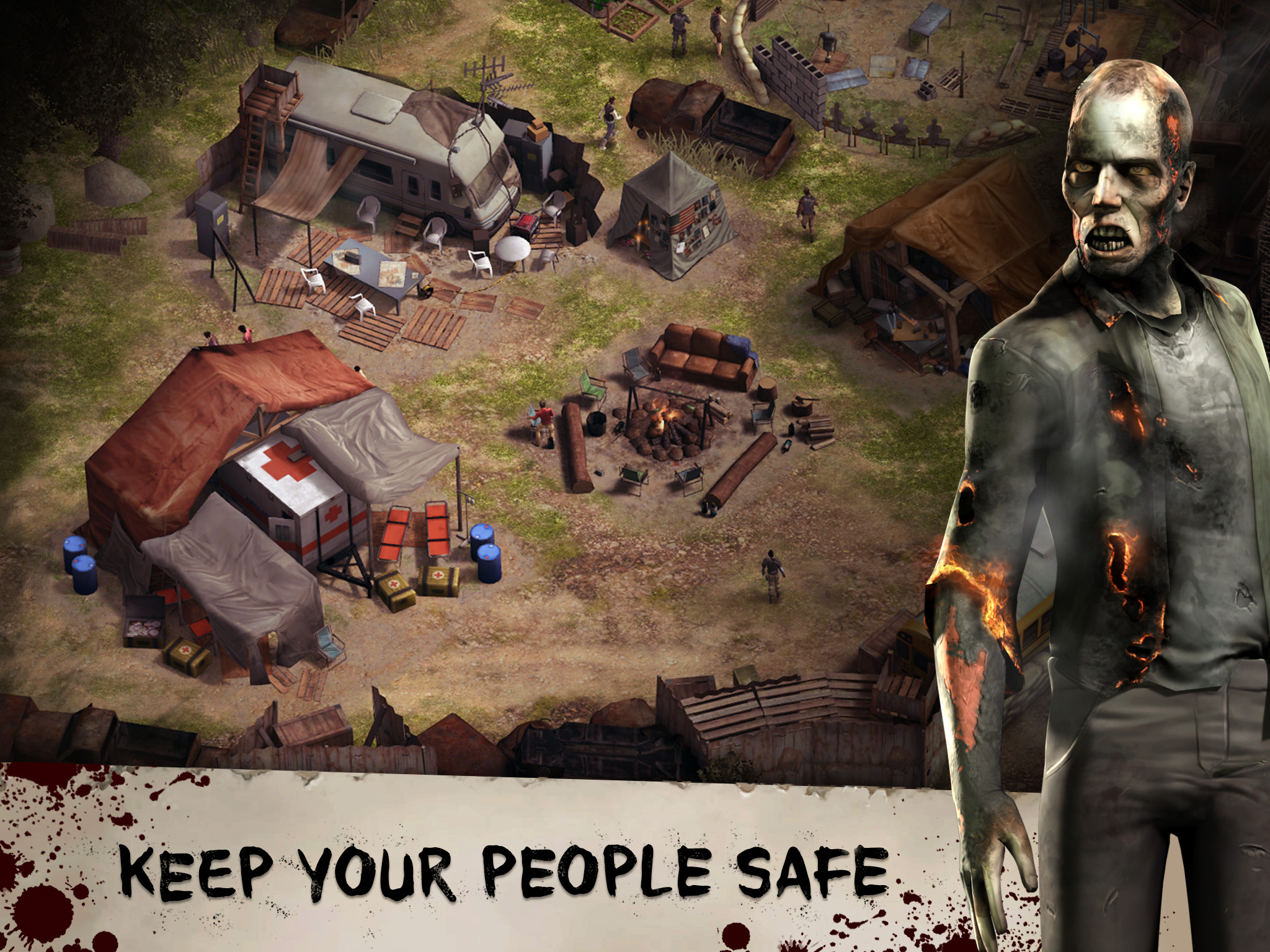 Walking Dead No Mans Land screenshot 004