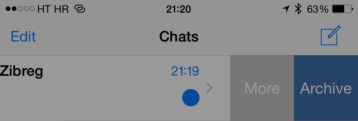 Captura de pantalla 002 de WhatsApp 2.12.5 para iOS iPhone