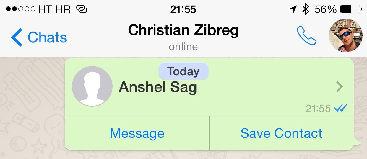 Captura de pantalla 008 de WhatsApp 2.12.5 para iOS iPhone