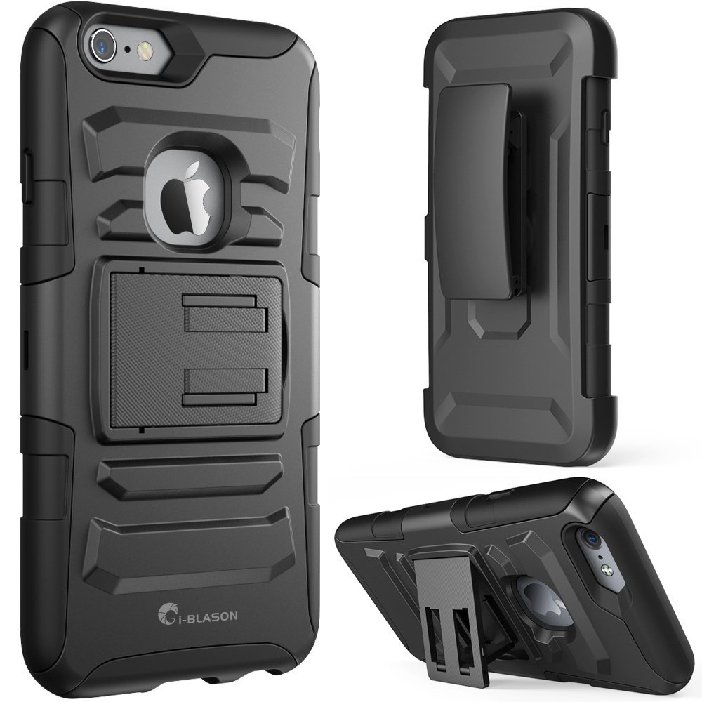 iBlason Prime Dual Layer Holster case for iPhone 6