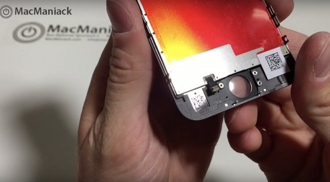 iPhone 6s front assembly MacManiack 001