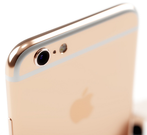 iPhone 6s rose gold concept Martin Hajek 001