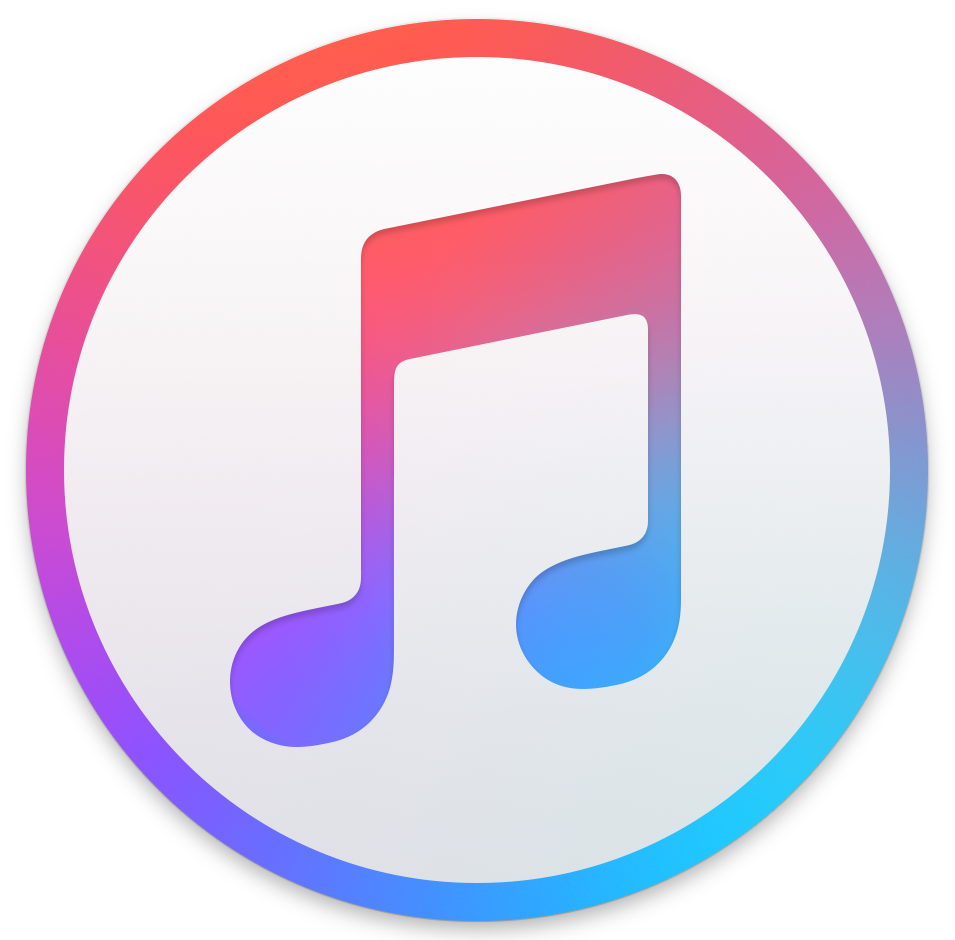 iTunes 12.2 for OS X icon full size
