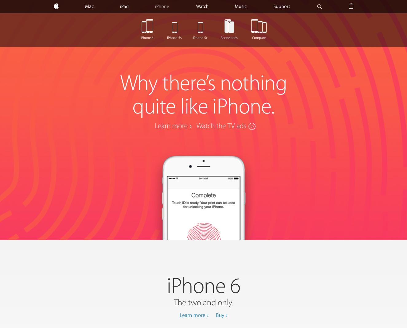 new apple