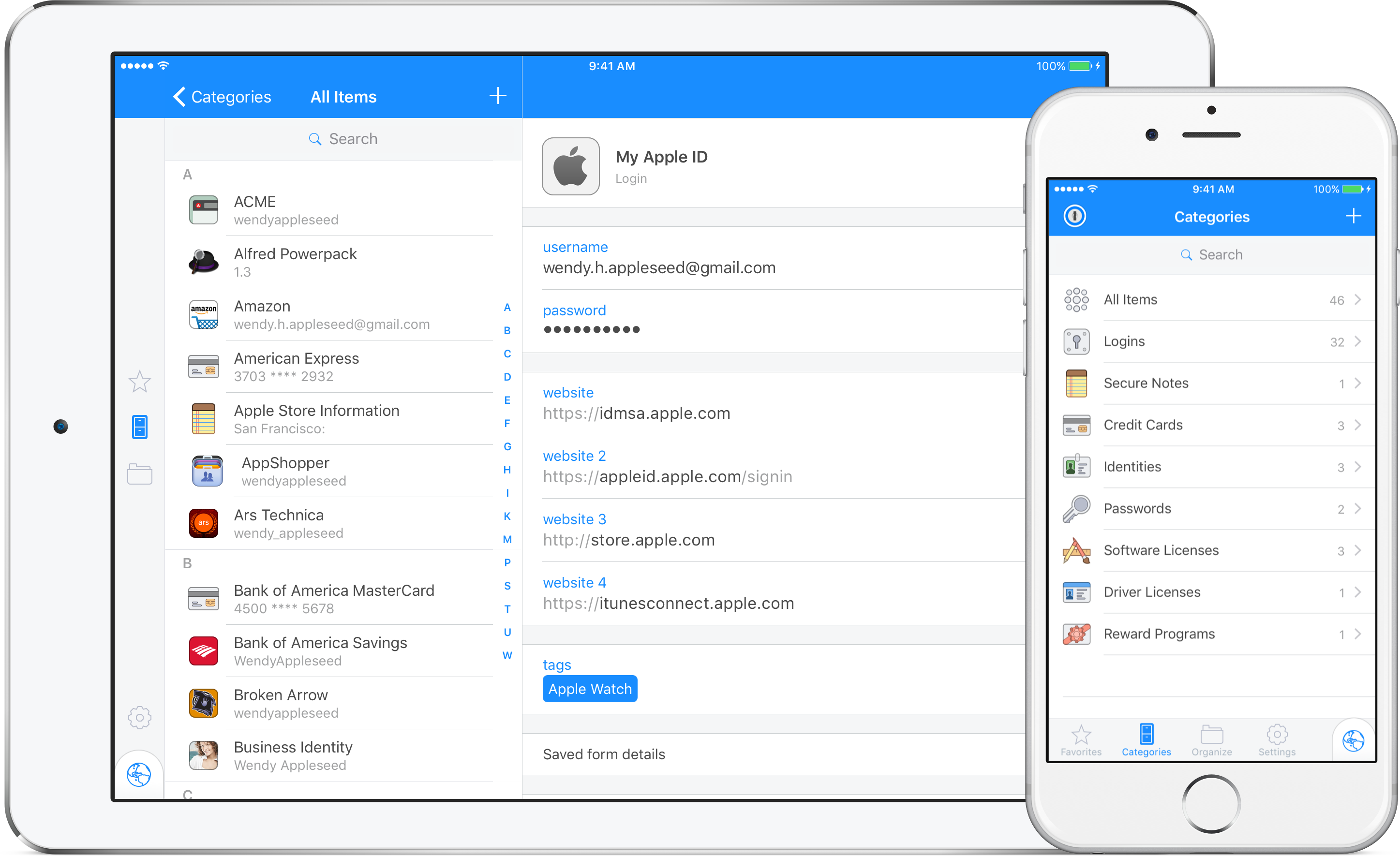1Password 6 is out with new design, support for iOS 9