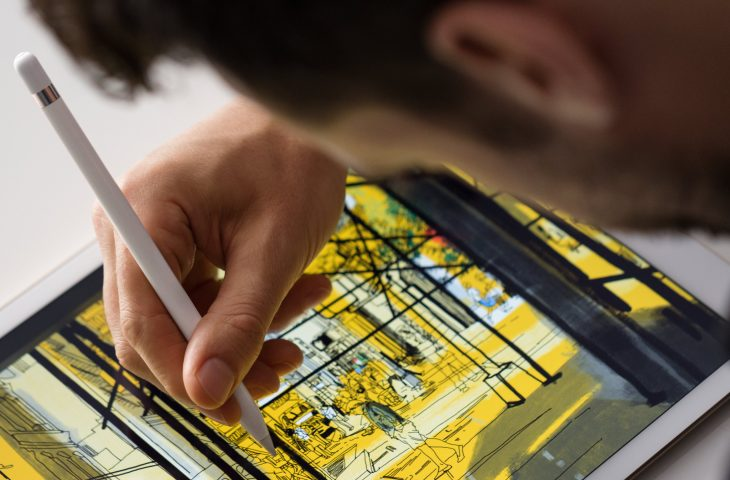 Ex-Apple employee: the iPad Pro is a game changer for graphic designers