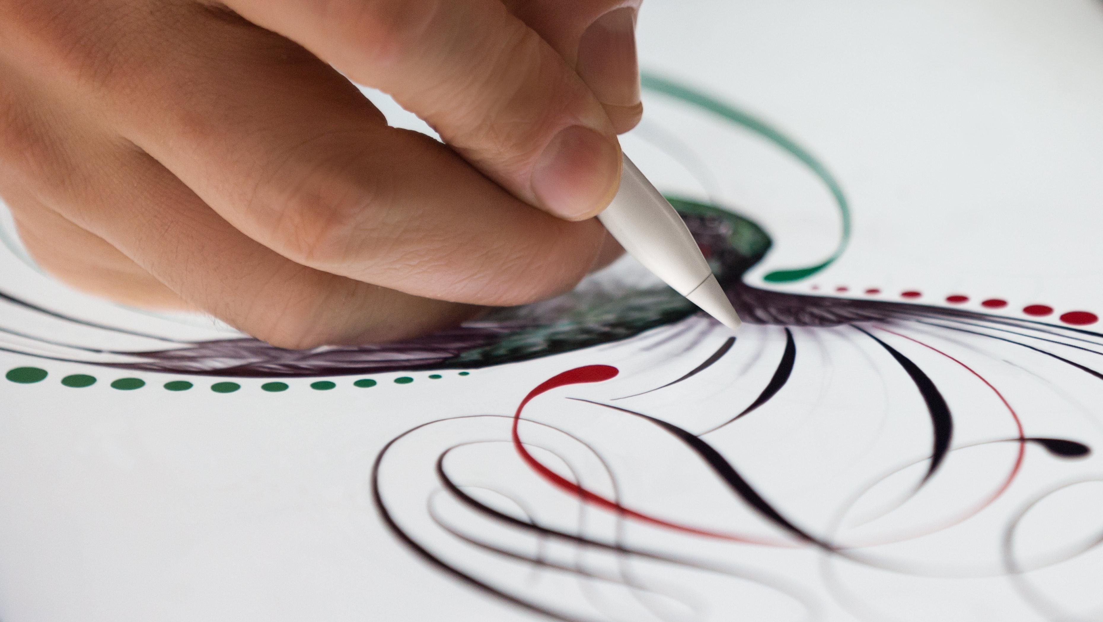 Apple Pencil image 002