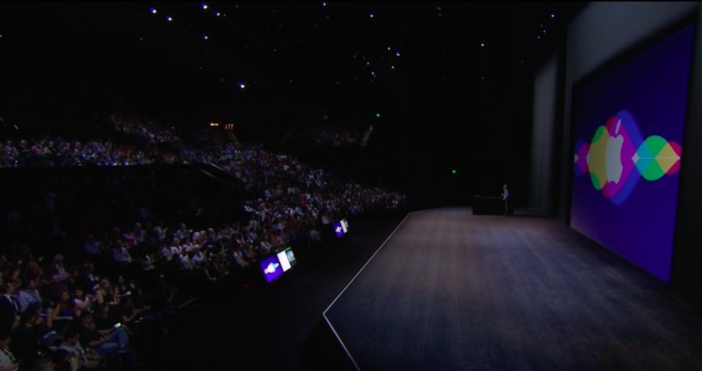 Apple September 2105 event Tim Cook opening 003
