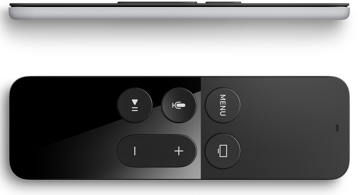 Apple TV 4 top view remote image 003