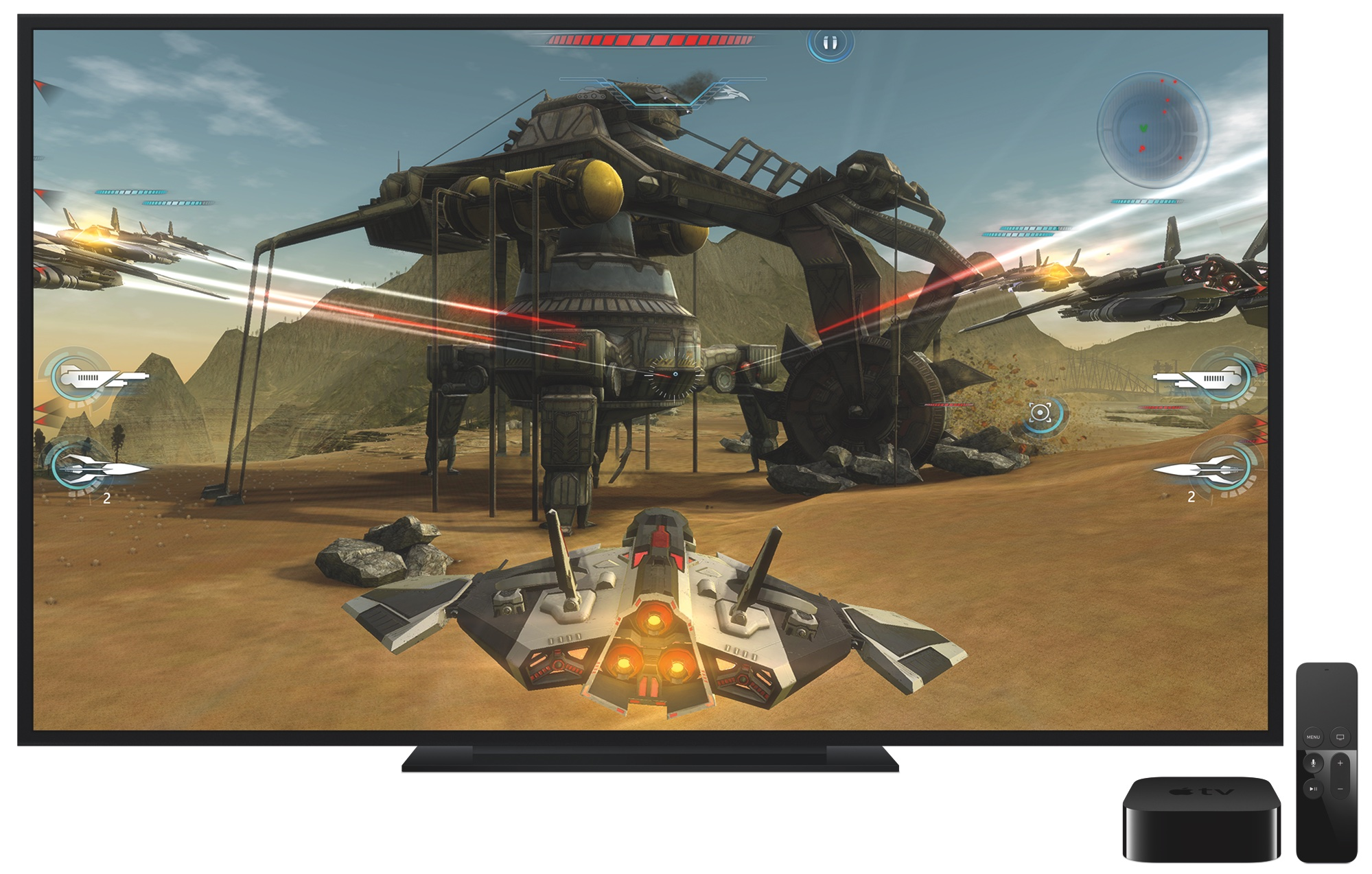 Apple TV Games image 001