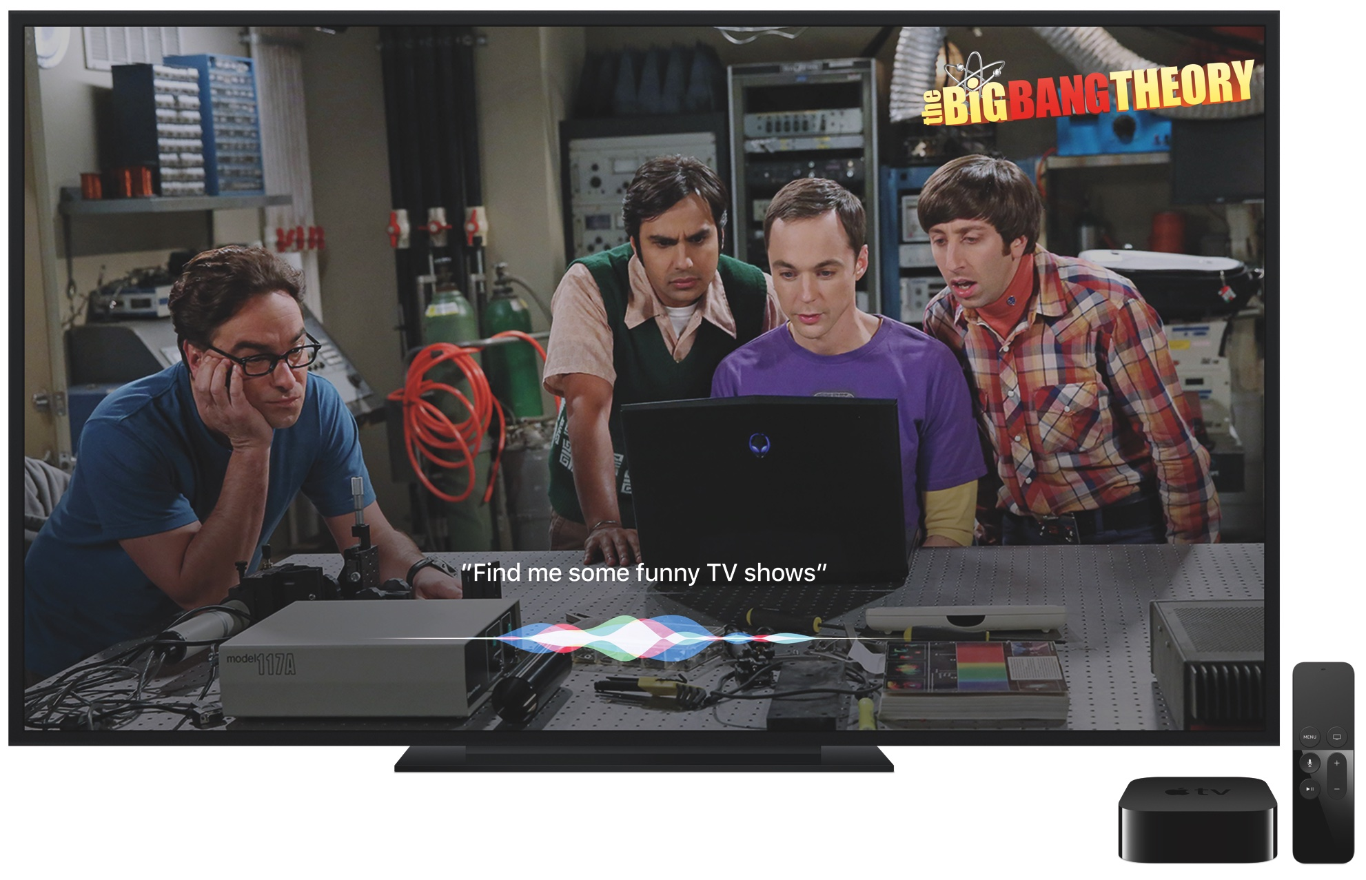 Apple TV Movies Big Bang Theory 001