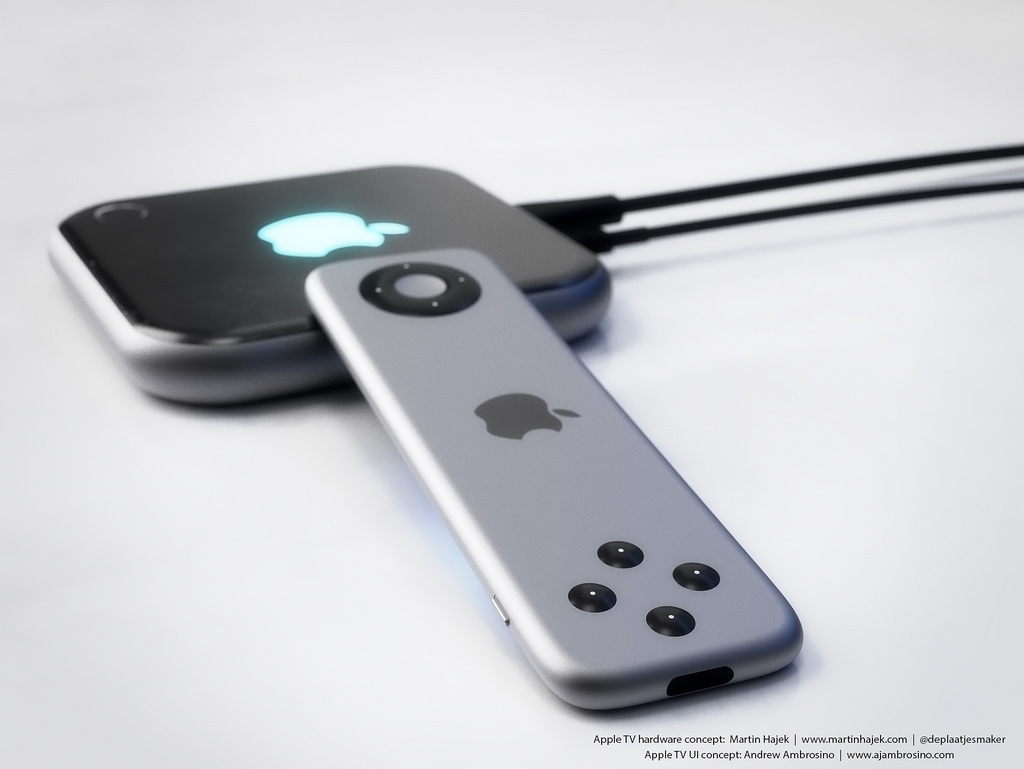 Apple TV fourth generation concept Martin Hajek 013