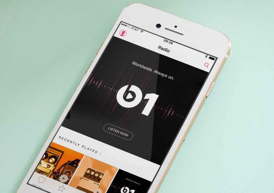 Beats 1 iPhone 6