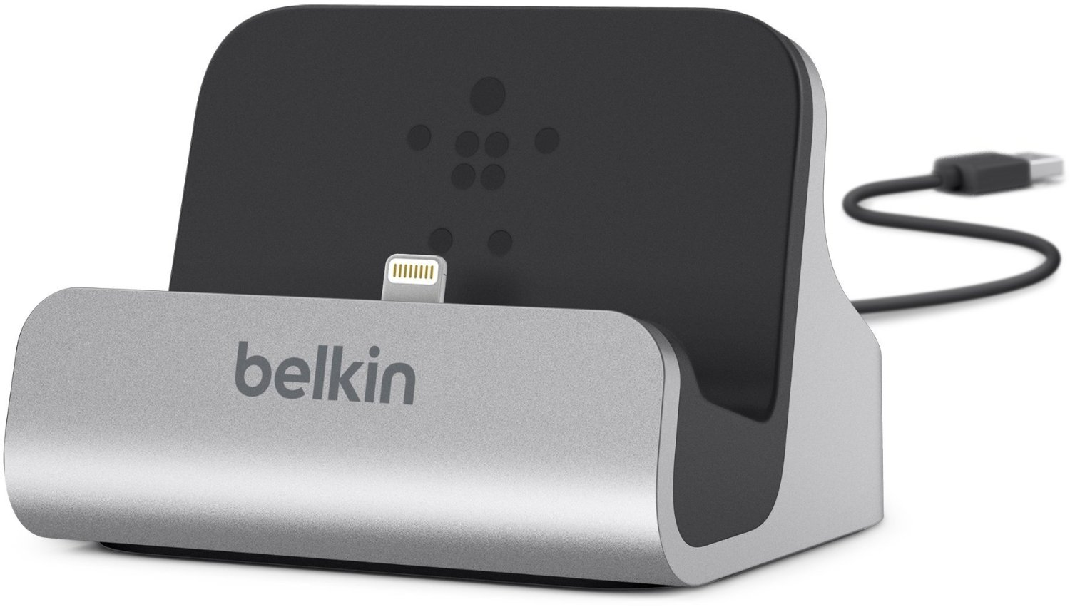 Belkin S Charge And Sync Dock Has A Small Footprint And A