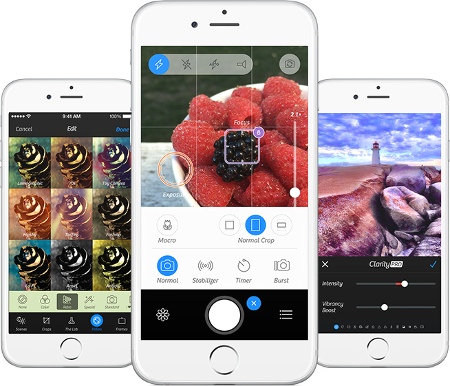 Camera Plus 7.0 for iOS teaser 001