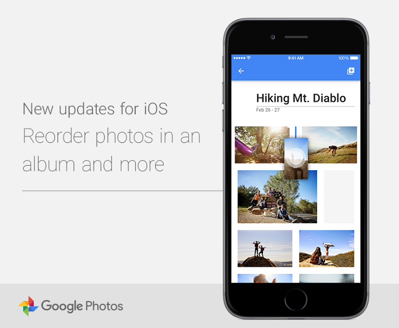 Google Photos 1.3 for iOS teaser 001