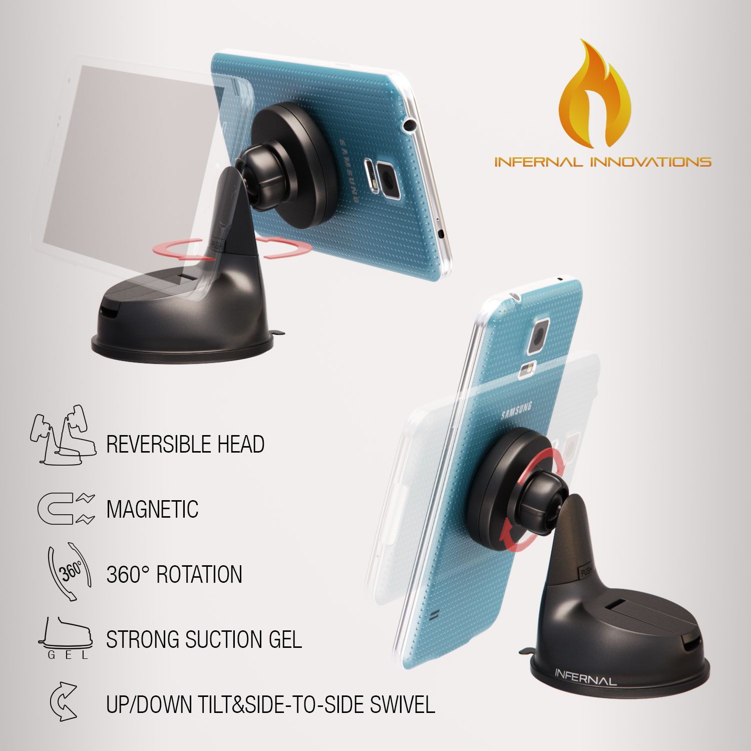 Infernal-Innovations-magnetic-phone-mount-description