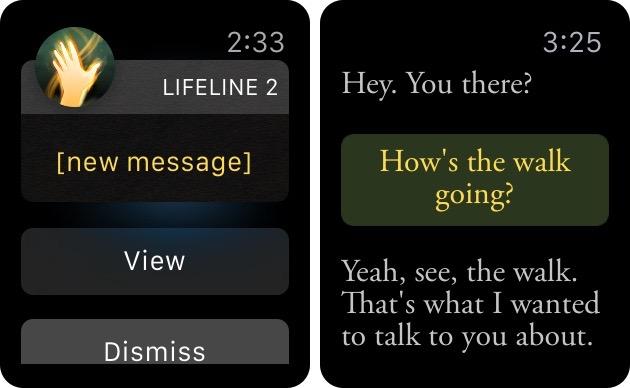 Lifeline 2 3