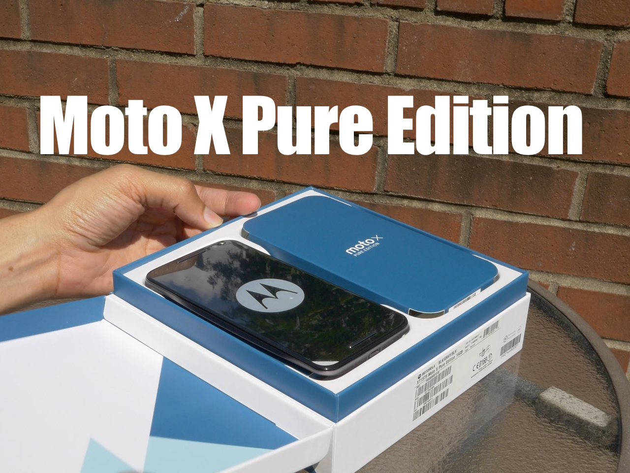 Review: Motorola Moto X Pure Edition from an iPhone user's perspective