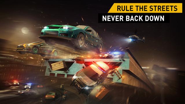 Captura de pantalla 001 de Need for Speed No Limits 1.0 para iOS iPhone