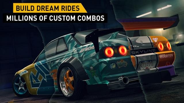 Captura de pantalla 002 de Need for Speed No Limits 1.0 para iOS iPhone