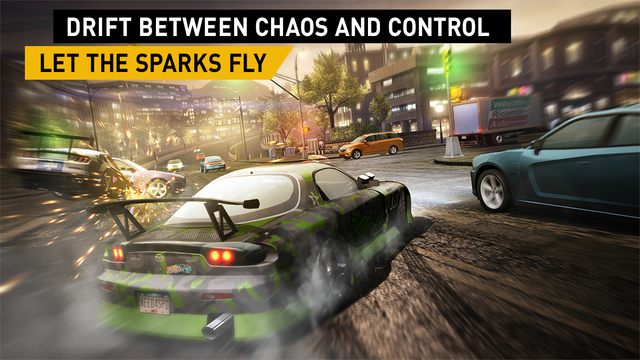 Need for Speed No Limits 1.0 for iOS iPhone screenshot 003