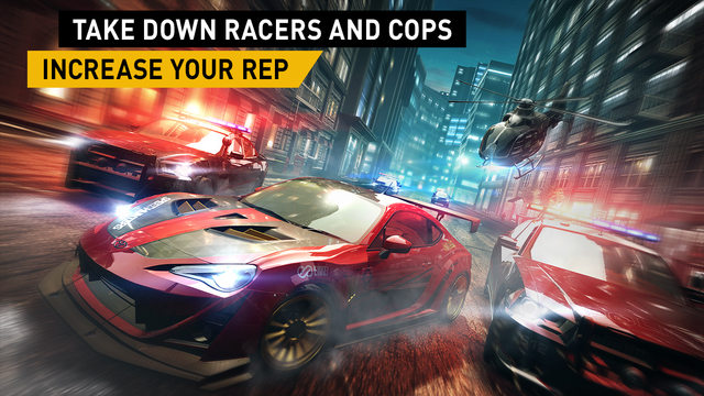 Electronic Arts Releases Need For Speed No Limits In App Store
