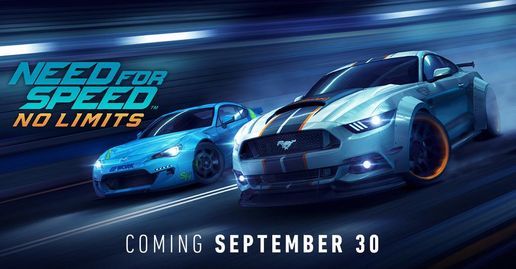 Need for Speed No Limits teaser 001