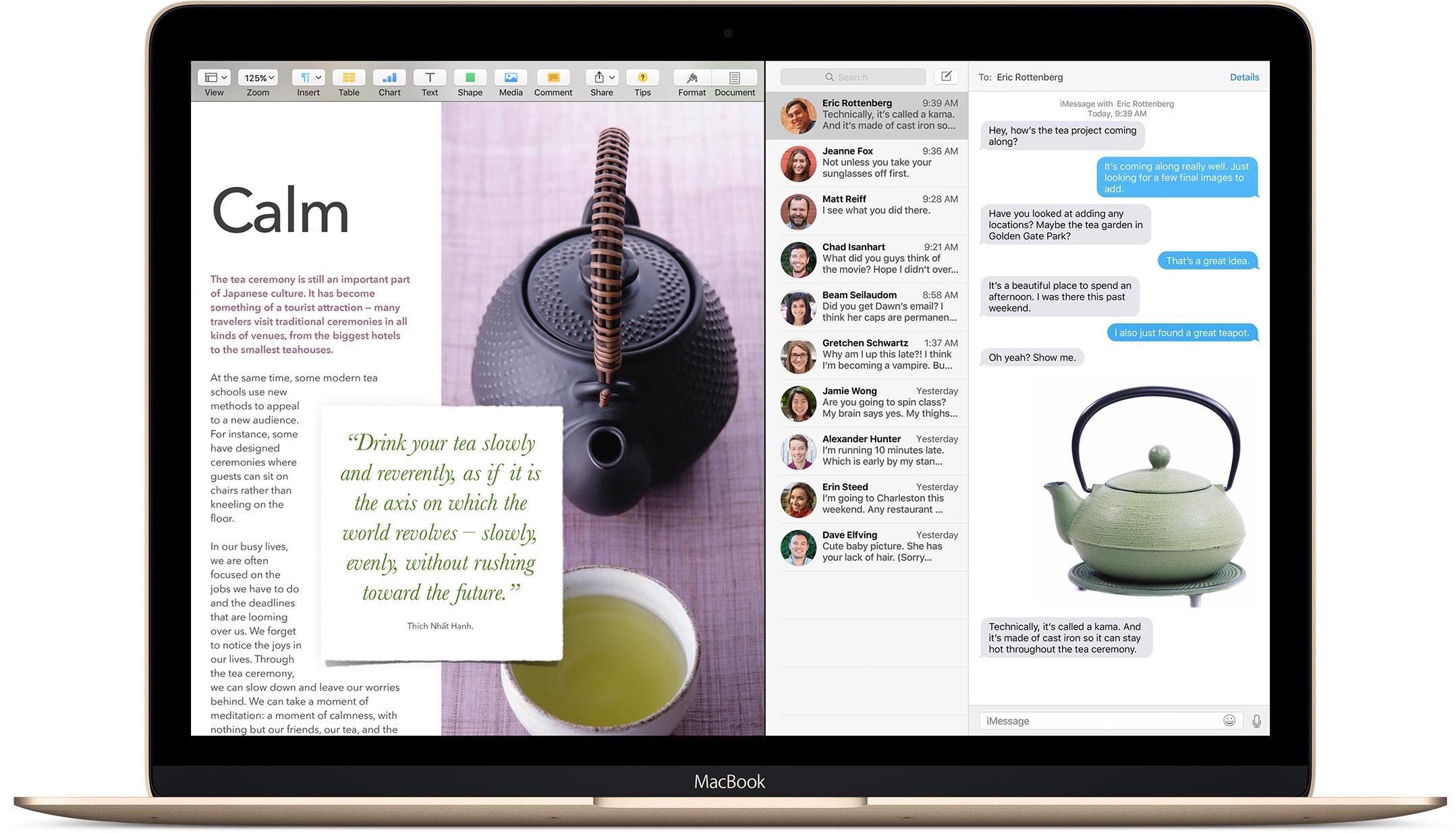 OS X El Capitan Split View image 001