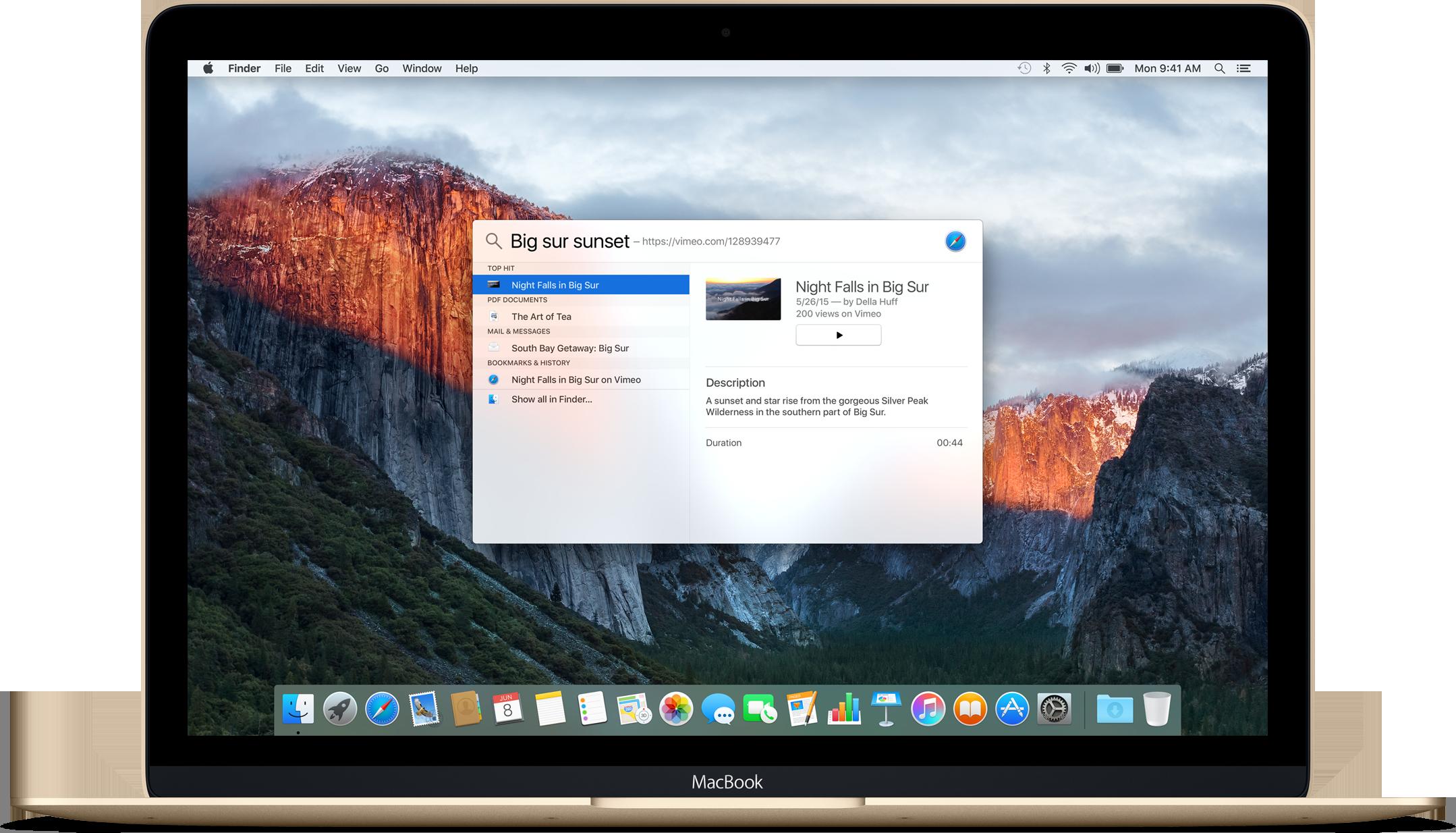 OS X El Capitan Spotlight image 003