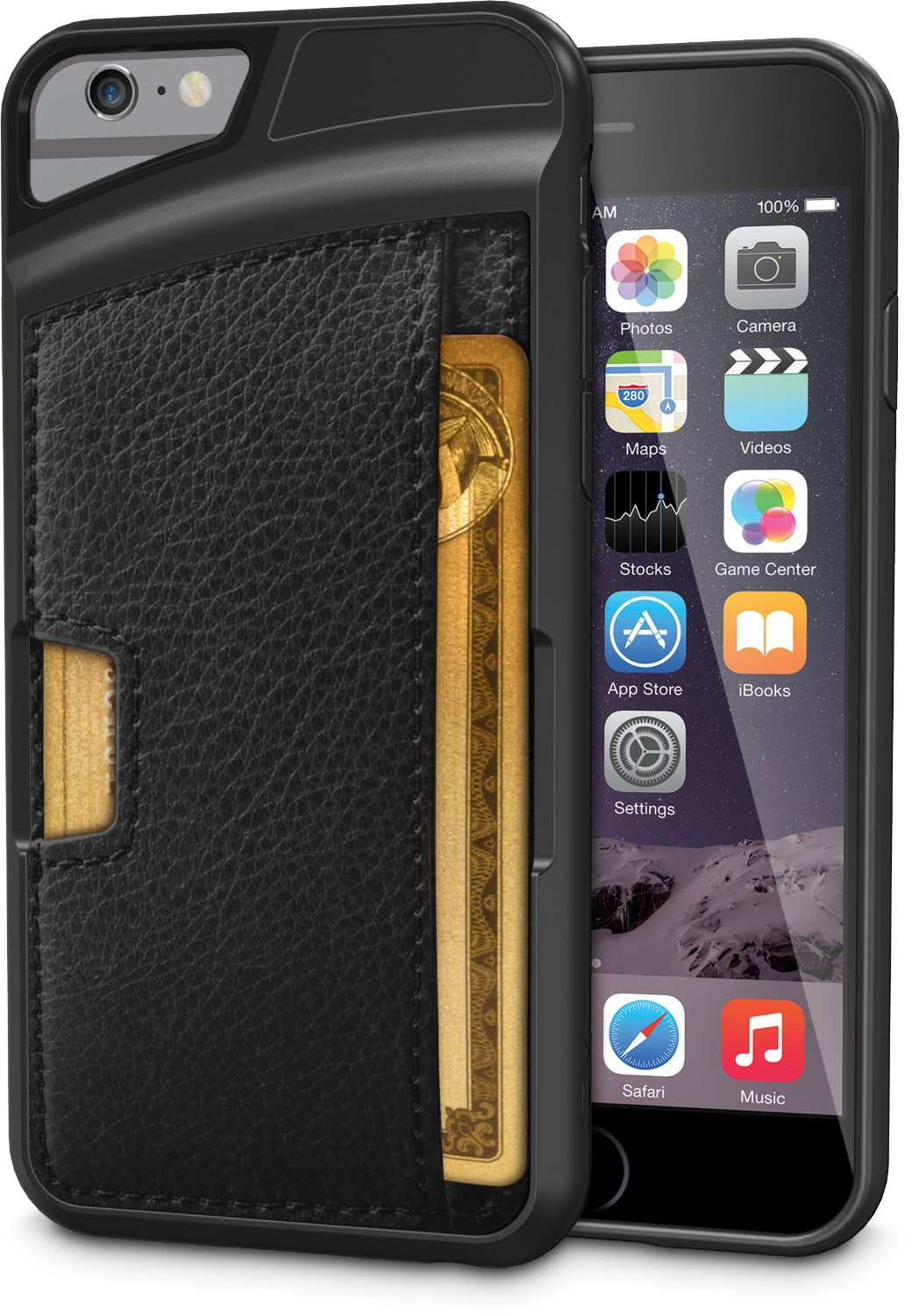 Q Card wallet case iPhone 6