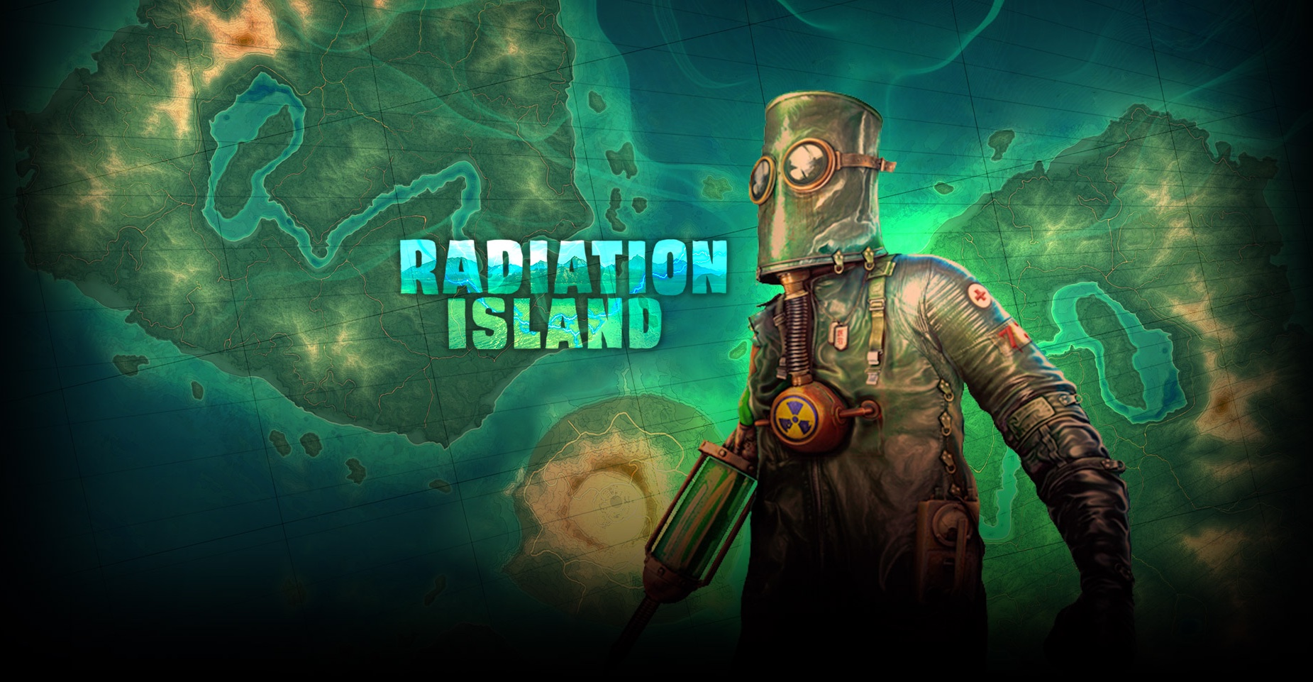 Radiation Island 1.0 for iOS teaser 001