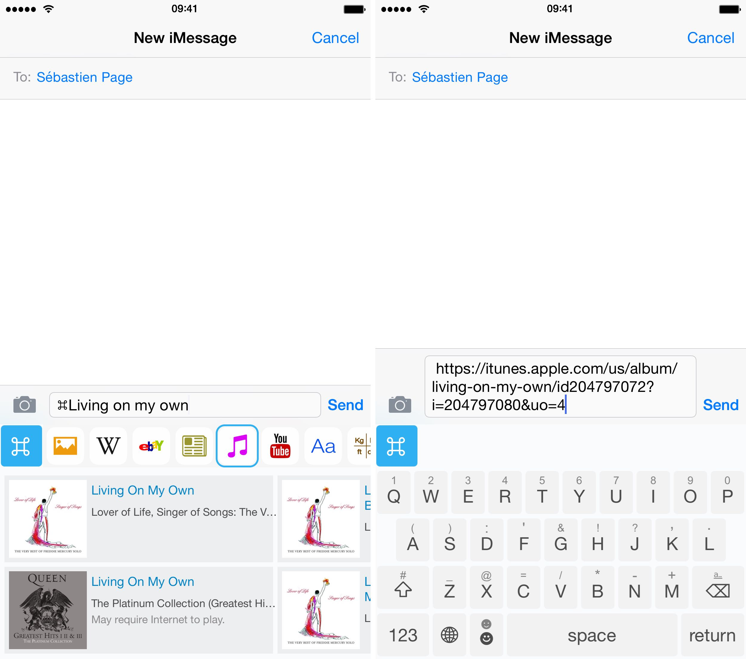 ReBoard Keyboard 1.0 for iOS iPhone screenshot 002