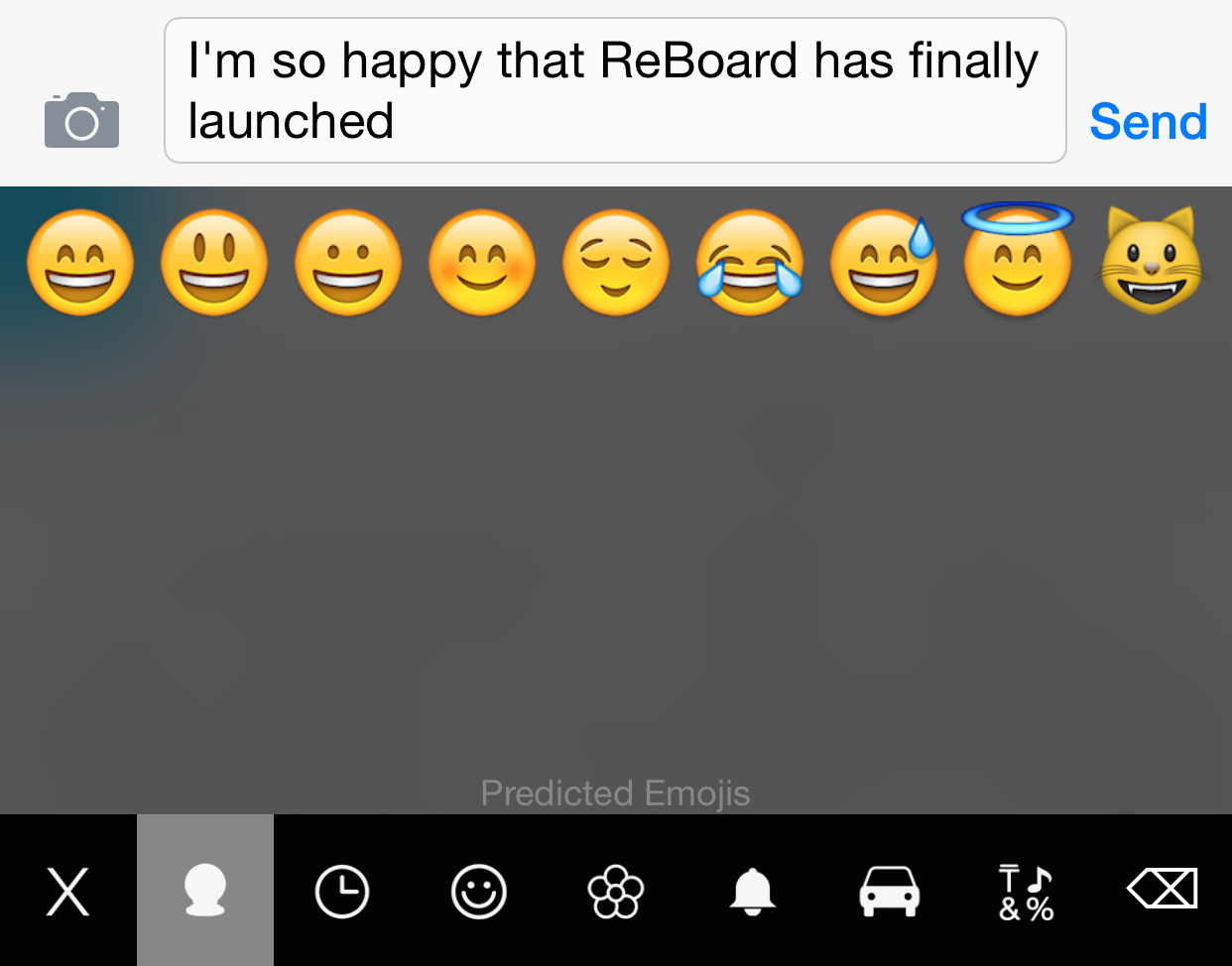 ReBoard Keyboard 1.0 for iOS iPhone screenshot 006