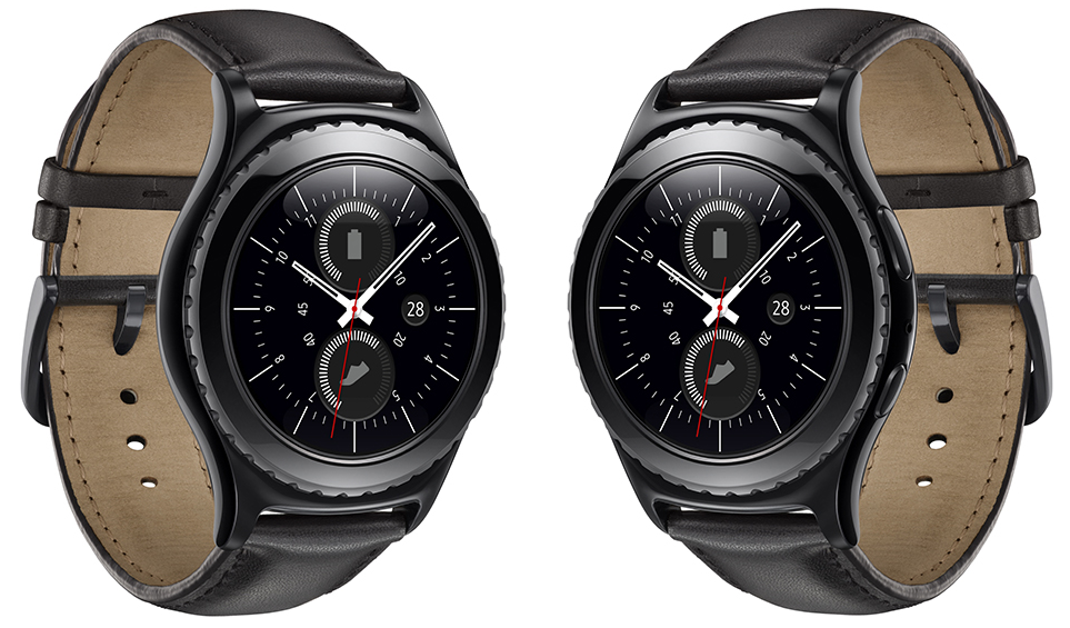 Samsung Gear S2 Smartwatch IOS