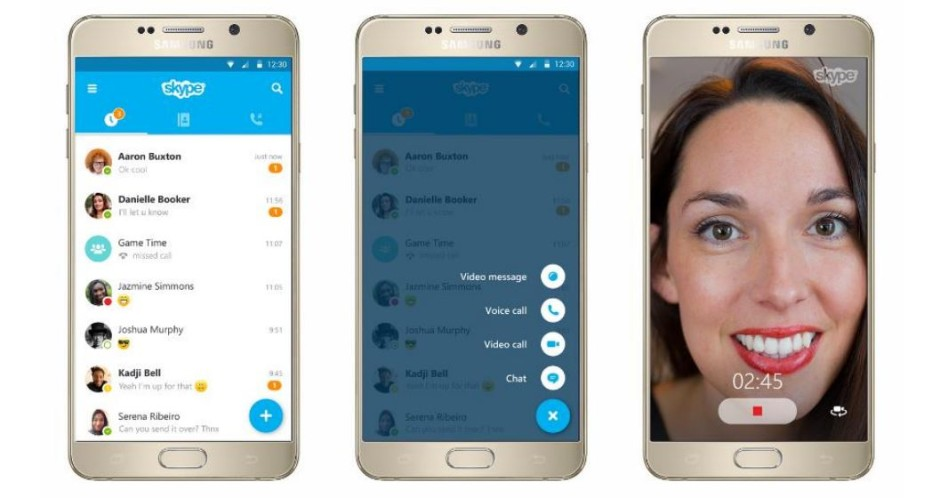 Skype 6.0 for Android teaser 001