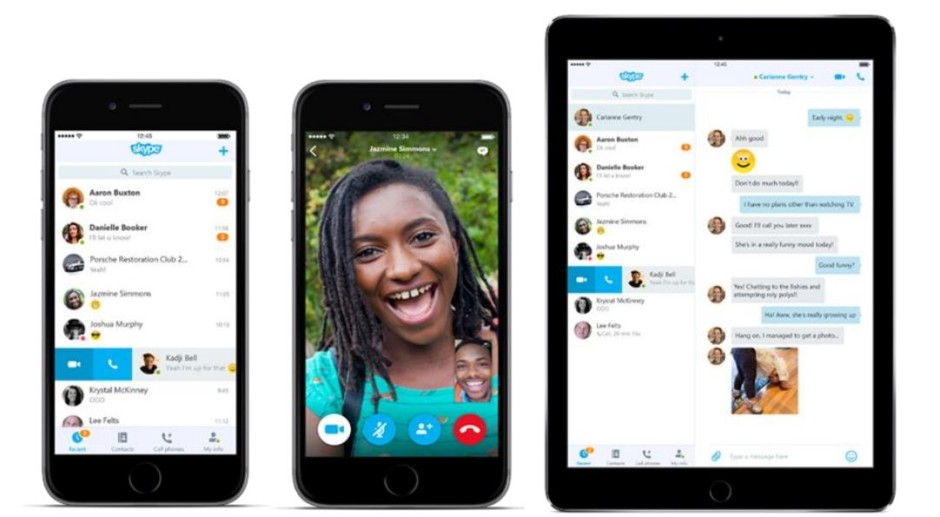 Skype 6.0 for iOS teaser 001