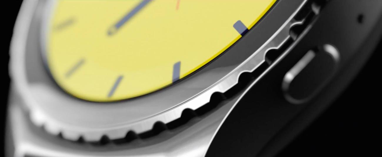 Smsung Gear S2 rotating bezel teaser 001