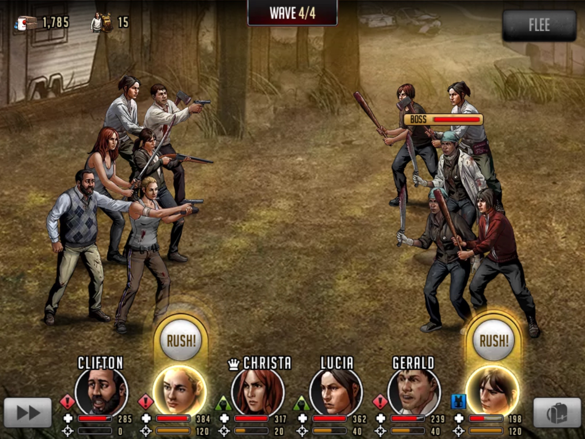 TWD Road to Survival 2