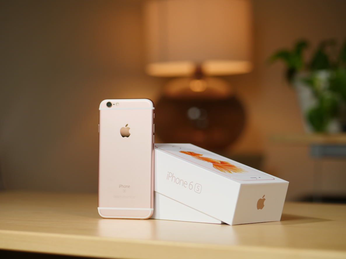 Top 20 iPhone 6s Features Hero