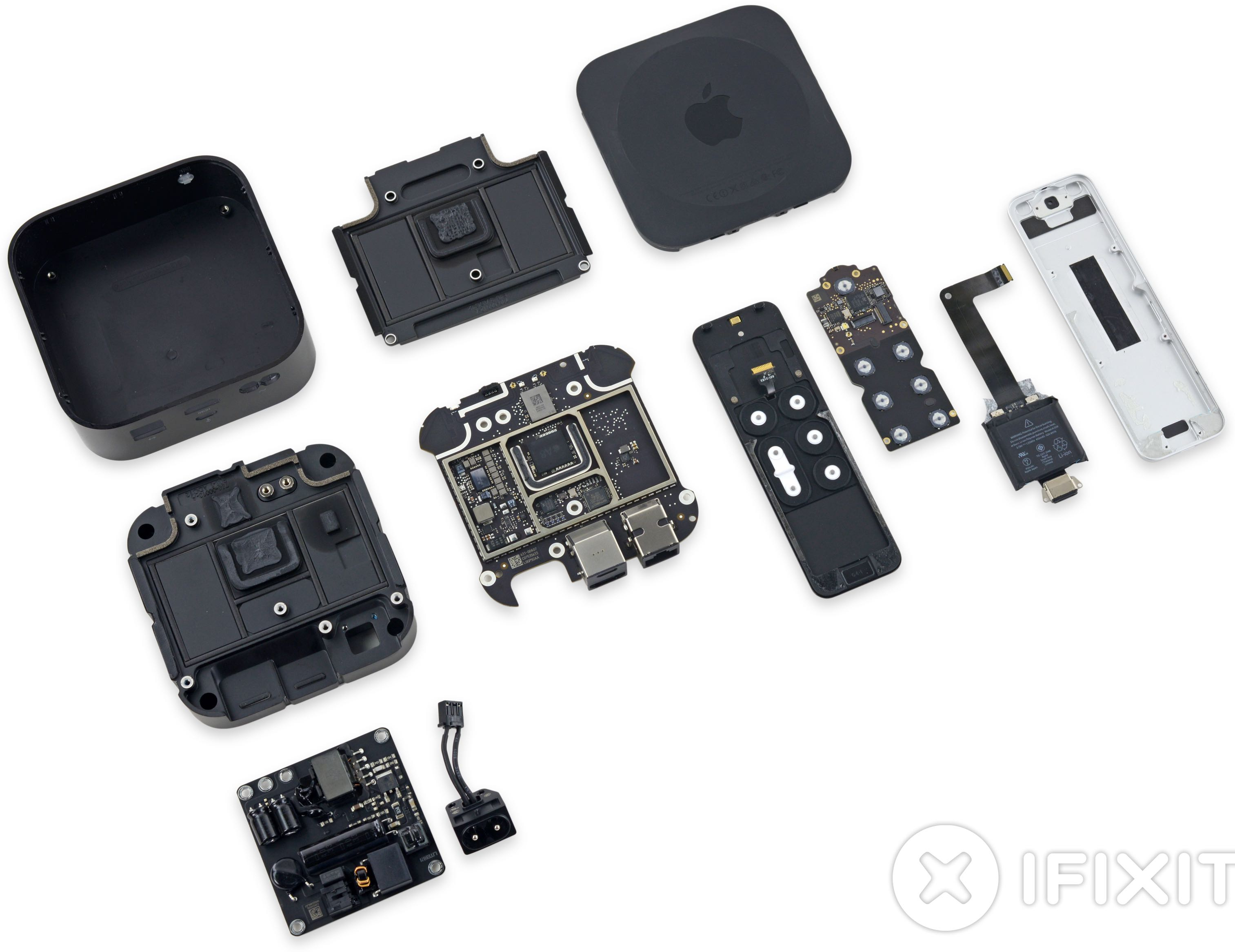 iFixit teardown Apple TV 4 image 001