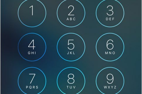 SmallHint keeps a subtle hint for your passcode on your Lock