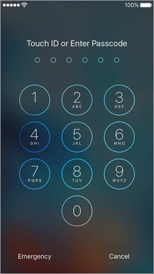 iphone made me change passcode how to make your iphone and more secure with 6 digit 17669