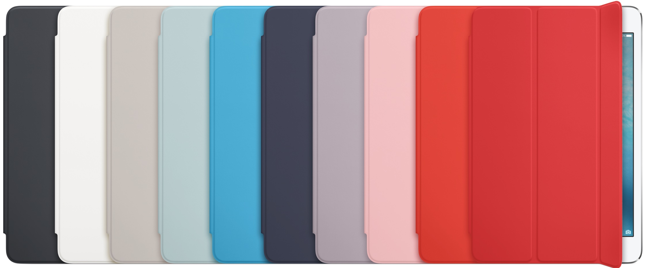 iPad mini 4 Smart Cover family