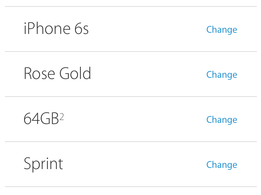 Breaking down the iPhone 6s model numbers and LTE band capabilities