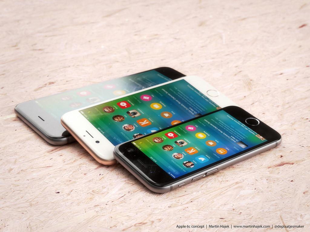 iPhone 6C concept Martin Hajek 004
