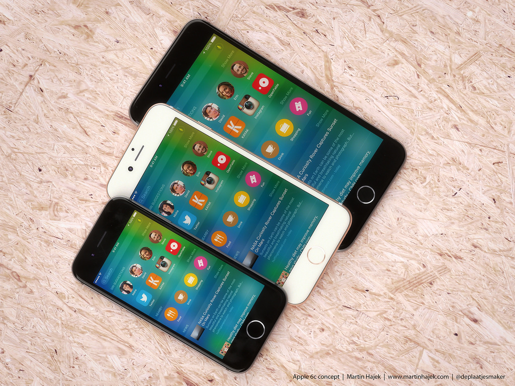 iPhone 6C concept Martin Hajek 005