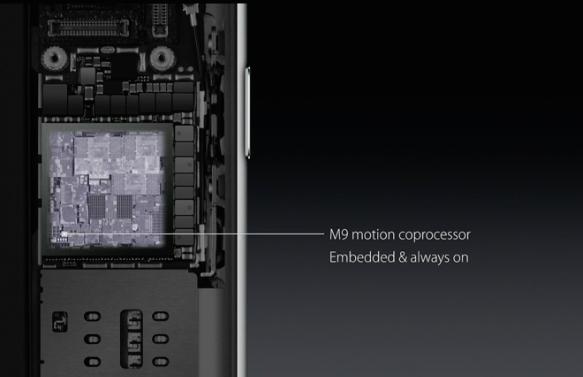iPhone 6s M9