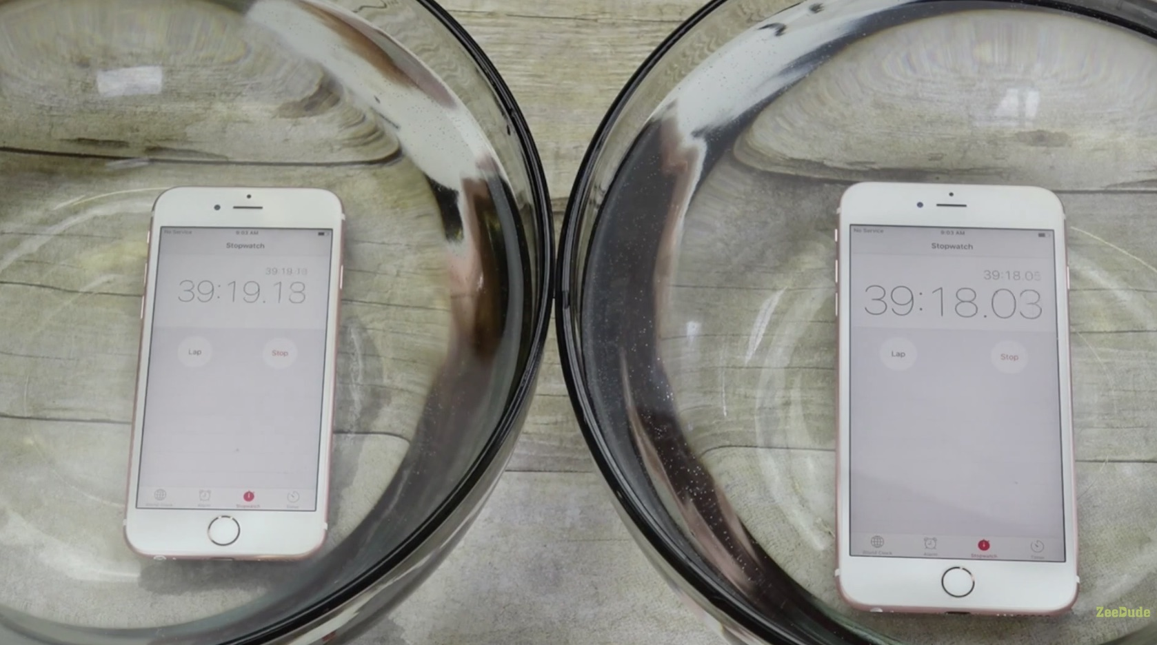 iPhone 6s Water Resistant?